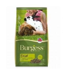 Burgess EXCEL RABBIT MINT jänesetoit 1kg