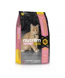 Nutram S1 Sound Kitten 100% NATURAALNE TOIT KASSIPOEGADELE.