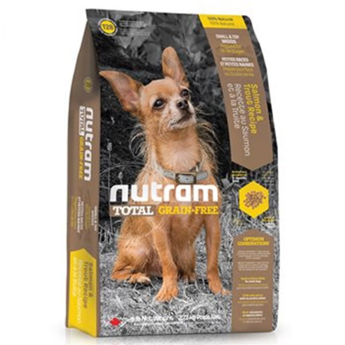 Nutram Grain Free Dog Food Reviews