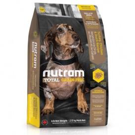 Nutram T27 Total Grain Free Small Breed Chicken & Turkey Dog Food 2,72 kg