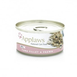 APPLAWS Tuna & Prawn cat 156g