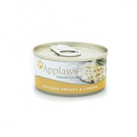 APPLAWS Chicken&Cheese cat 156g