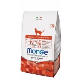 MONGE CAT SENIOR 400g