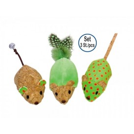 Nobby toy for cats 3pc