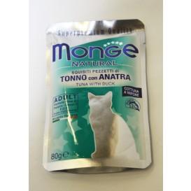 MONGE Nat Cat Tuunikala &Part 80g