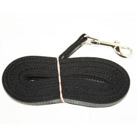 Onega leash KUMMEER grey 25mm*2m
