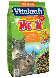 Vitakraft Menu Basic Food for Degus 600g