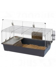 FP. Cage RABBIT 100 Grey for rodents