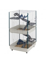 FP. FURET TOWER cage for rodents 75x80x161cm