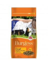 Burgess EXC food for guinea pig mint 2kg