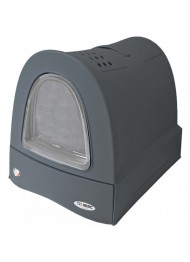 Imac cat litter box ZUMA black