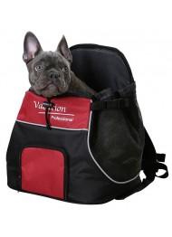 Kerbl transportation bag black/red 31x24x38cm