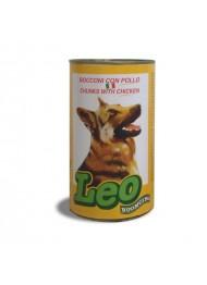 MONGE LEO`S DOG chicken 1,23kg
