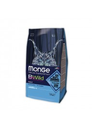 MONGE CAT BWILD Anchovy 1,5kg