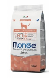 MONGE CAT ADULT salmong 1.5g