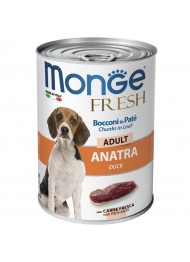 MONGE Fresh ADULT duck 400g