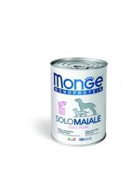 MONGE Solo DOG pork 400g