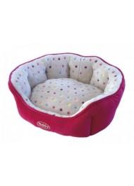 Nobby PESA SPOT roosa/hall 45x40x19cm