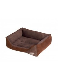 Nobby comfrot bed BELIMO brown 85x80x22cm