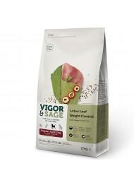 V&S Lotus Leaf Weight Control DOG 2kg