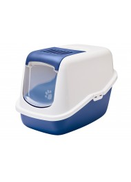 Savic litter box NESTOR white/blue