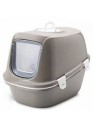 Savic Litter Box Reiina SIFT grey