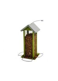 Vadigran BIRD HOUSE RAMZI 12x12x25cm