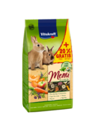 Vitakraft VITAL MENU rabbit food 1kg+200g