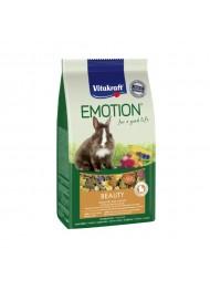 Vitakraft Emotion Beauty Food for Rabbit 600g