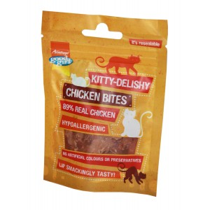 Armitages Cat Treats KITTY Chicken 30g