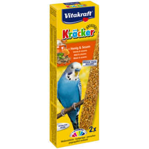Vitakraft Kräcker Honey-Sesame Budgies 60g