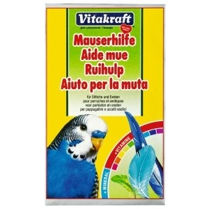 Vitakraft Pucki Moulting Aid for Budgies 20g