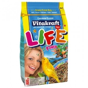Vitakraft LIFE POWER CANARY bird food 80