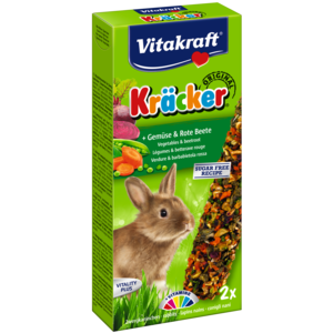 Vitakraft Kräcker + Vegetable & beetroot 1123g