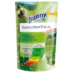 Bunny Rabbit Dream basic food 750g