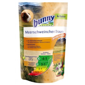 Bunny Guinea Pig Dream basic food 750g