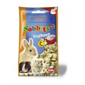 Nobby Starsnack NOBBITS Yoghurt 75g