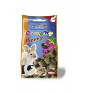 Nobby StSn CRUSHY BERRYtreat for rodents 50g