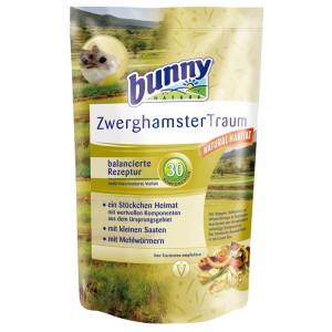 Bunny Dwarfhamster Dream basic food 400g