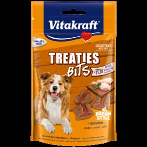 Vitakraft Treaties Bits Chicken Bacon 120g
