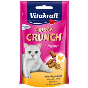 Vitakraft Cat Crispy Crunch Poultry 60 g