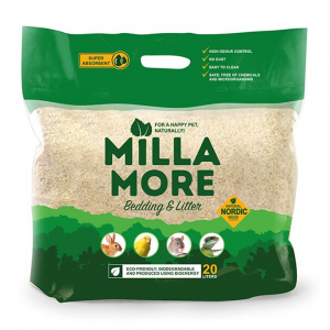 Millamore Premium Bedding for rodents 20 L/4kg