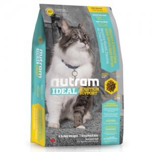 Nutram I17 Ideal Indoor 100% NATURAALNE TUBASE KASSI TOIT.