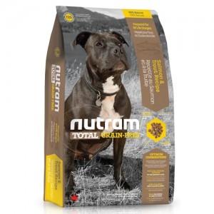 Nutram T25 Total 100% TERAVILJAVABA koeratoit lõhe&forelliga.
