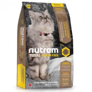 Nutram T22 total Teraviljavaba kassitoit kana & kalkuniga.