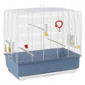 FP. Cage REKORD 4 White for birds
