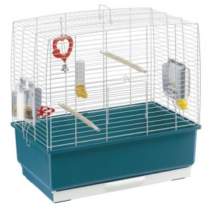 FP. Cage REKORD 3 White for birds
