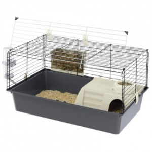FP. Cage CAVIE 80 Gray for rodents