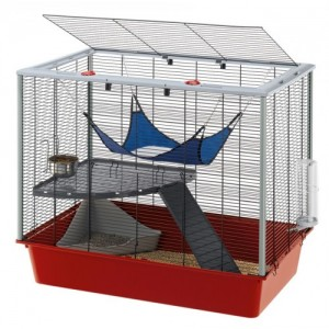 FP. FURAT rodents cage