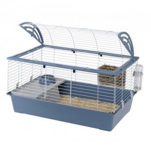 FP. Cage CASITA 100 White for rodents